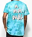 RipNDip Stoner Green Acid Washed T-Shirt