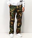 Rothco BDU Tactical Woodland Cargo Pants