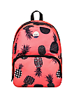 Roxy Always Core Pink Mini Backpack