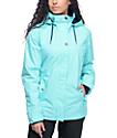Roxy Billie Blue Radiance 10K Snowboard Jacket