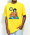 Salem7 Cereal Killer camiseta amarilla