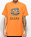 Salem7 Fangs camiseta naranja