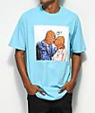 Salem7 Tough Love Blue T-Shirt