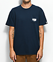 Salty Crew Alpha Navy Pocket T-Shirt