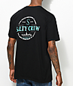 Salty Crew Small Craft Black T-Shirt