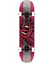 "Santa Cruz Screaming Hand Red & Black 7.5""  Skateboard Complete"