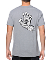 Santa Cruz Tattooed Hand T-Shirt