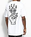 Sketchy Tank STFU White T-Shirt