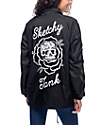 Sketchy Tank Thorn Black Coaches Jacket