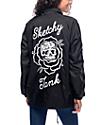 Sketchy Tank Thorn Black Coaches Jacket