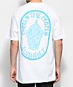 Slushcult Chosen To Be Frozen White T-Shirt