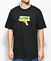Slushcult Super Slusher Black T-Shirt