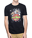 Space Jam Galactic Black T-Shirt