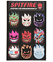 Spitfire 50 Ways Sticker Pack