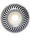 Spitfire Classics 54mm 99a Silver & Black Skateboard Wheels