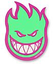 Spitfire Fireball Fill Medium Sticker