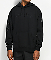 Spitfire Old English Black Hoodie