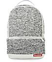 Sprayground Grey Knit Cargo Backpack