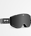Spy Ace Deep Winter Gray Spectra Snowboard Goggles