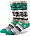 Stance Pachuca Green Crew Socks