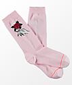 Stance Rosalinda Tomboy Lite Pink Socks