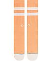 Stance Salty Orange Crew Socks