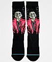 Stance Thriller Black Crew Socks
