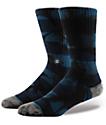 Stance Wells Blue Crew Socks