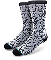Stance x Sketchy Tank Loose Tooth Crew Socks