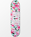 "Superior Floral 8.0""  Skateboard Deck"