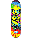 "Superior x Grateful Dead Bear Tie Dye 8.0""  Skateboard Deck"