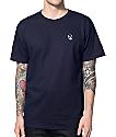 Sweatshirt By Earl Sweatshirt Premium Navy & White T-Shirt