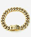 The Gold Gods Diamond Cuban Bracelet