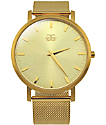 The Gold Gods Milanese Gold Watch