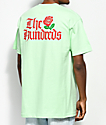 The Hundreds Big Rose Mint T-Shirt
