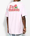 The Hundreds Big Rose Pink T-Shirt