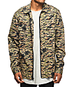 The Hundreds Guerrero Camo Woven Jacket