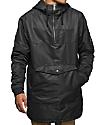The Hundreds Peck Black Anorak Jacket