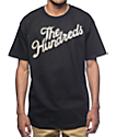 The Hundreds Wilted Slant Black T-Shirt