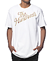 The Hundreds Wilted Slant White T-Shirt