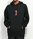 The Hundreds x Roger Rabbit Jessica Black Hoodie