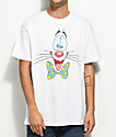 The Hundreds x Roger Rabbit Whiskers White T-Shirt