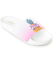 The White Brand Caipirinha Slide Women's Sandals