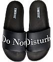 The White Brand Do Not Disturb Slide Women's Sandals