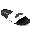 The White Brand Pardon Slide Women's Sandals
