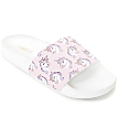 The White Brand Unicorn Slide Women's Sandals