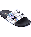 TheWhiteBrand Mermaid Slide Women's Sandals