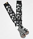 ThirtyTwo Fast Times Black Snowboard Socks