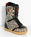 ThirtyTwo Lashed Camo Snowboard Boots