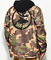 ThirtyTwo Merchant Camo 10K Snowboard Jacket